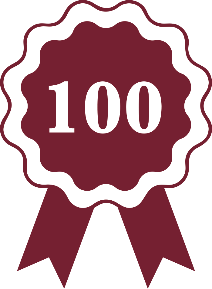 top100 ribbon