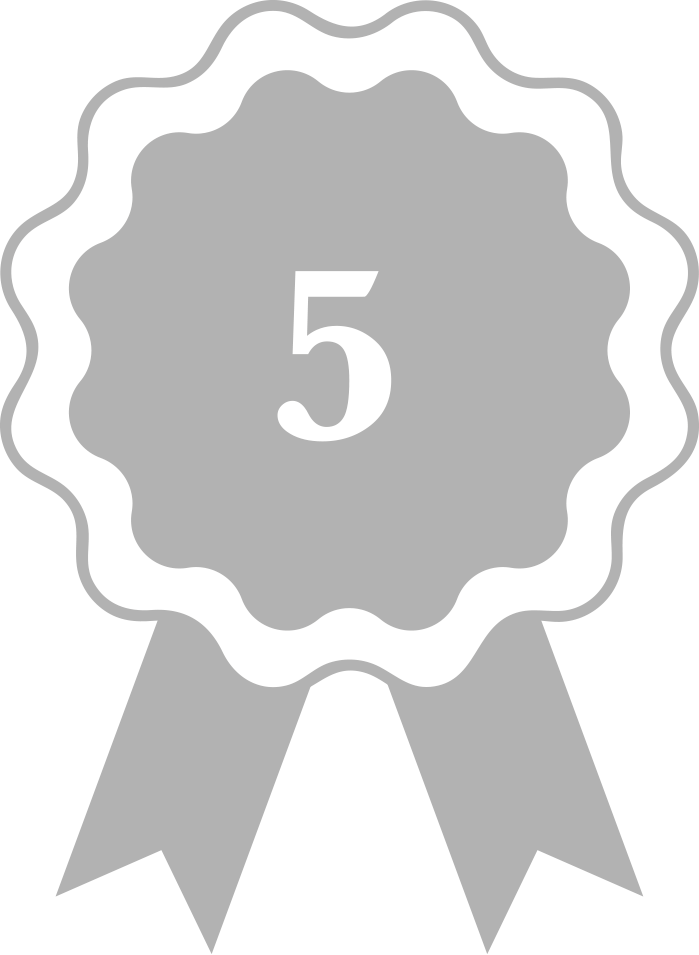 top5 ribbon
