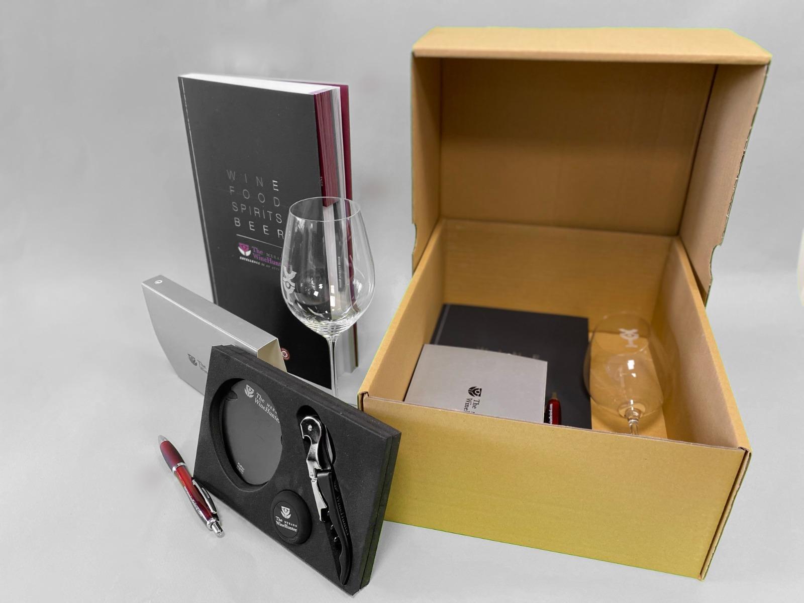Gift Kit - Pulltex/The WineHunter